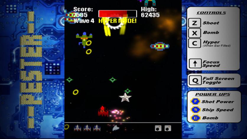 Screenshot 10 - Pester