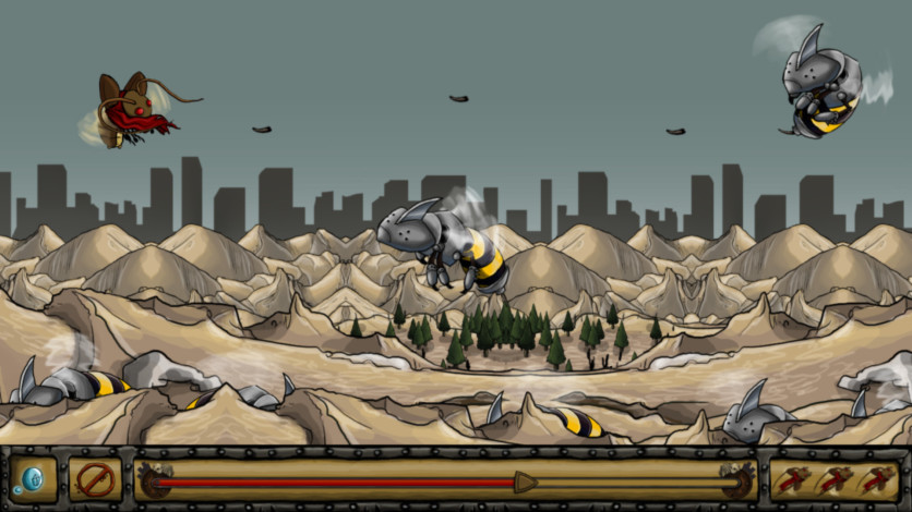 Screenshot 10 - RADical ROACH Deluxe Edition