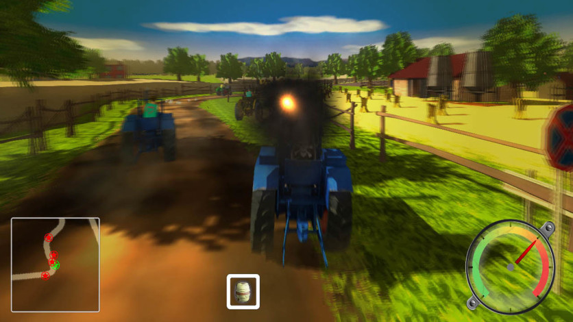 Screenshot 4 - Redneck Racers