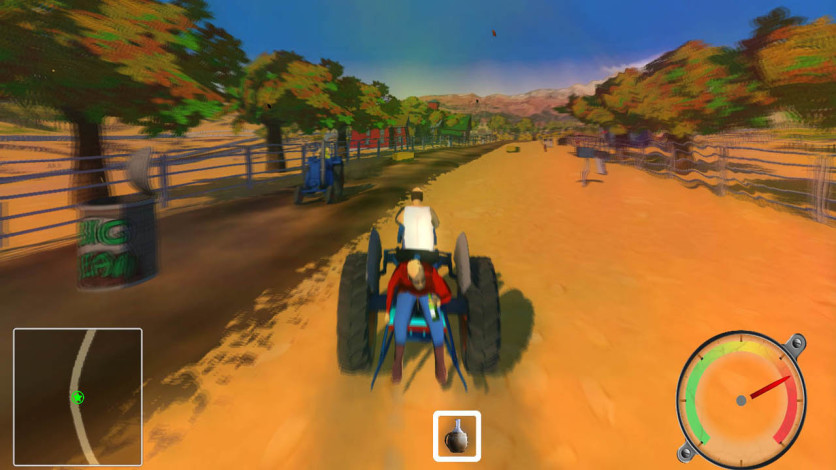 Screenshot 3 - Redneck Racers