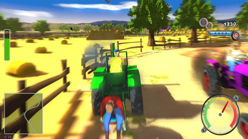 Screenshot 2 - Redneck Racers