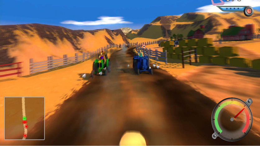 Screenshot 5 - Redneck Racers