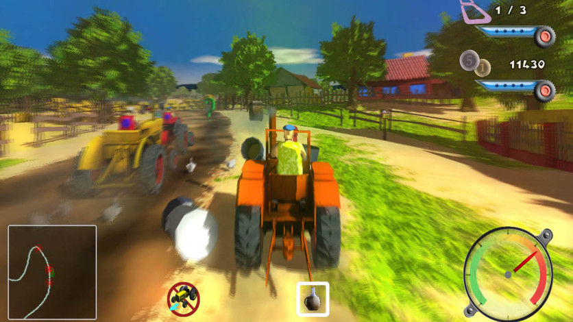 Screenshot 6 - Redneck Racers