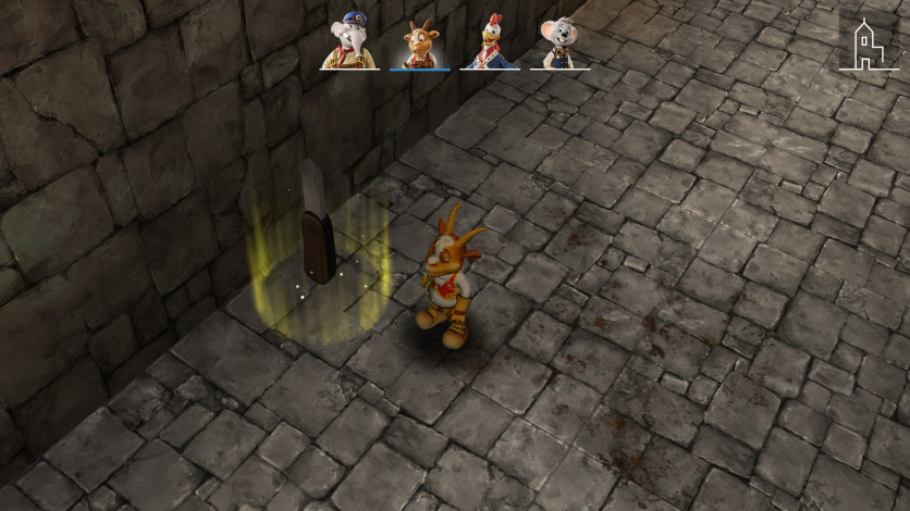Screenshot 6 - Mystery Maze Of Balthasar Castle