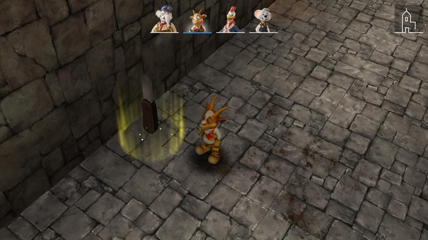 Screenshot 6 - Mystery Maze Of Balthasar Castle