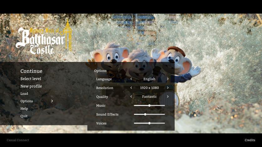 Screenshot 7 - Mystery Maze Of Balthasar Castle