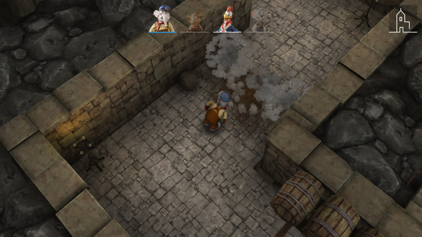 Screenshot 5 - Mystery Maze Of Balthasar Castle