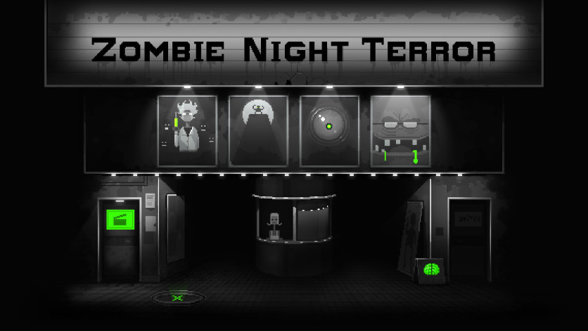 Screenshot 2 - Zombie Night Terror