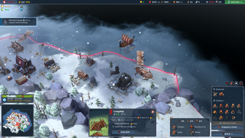 Screenshot 6 - Northgard
