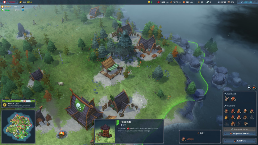 Screenshot 5 - Northgard