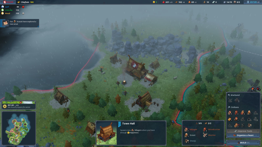 Screenshot 8 - Northgard