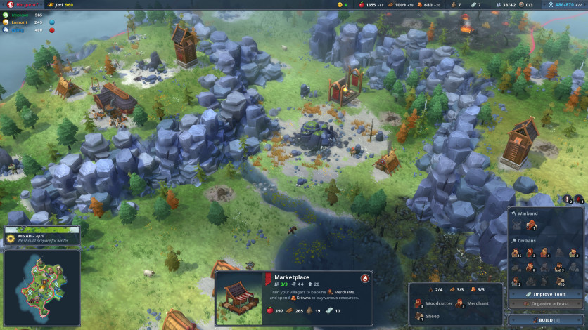 Screenshot 2 - Northgard