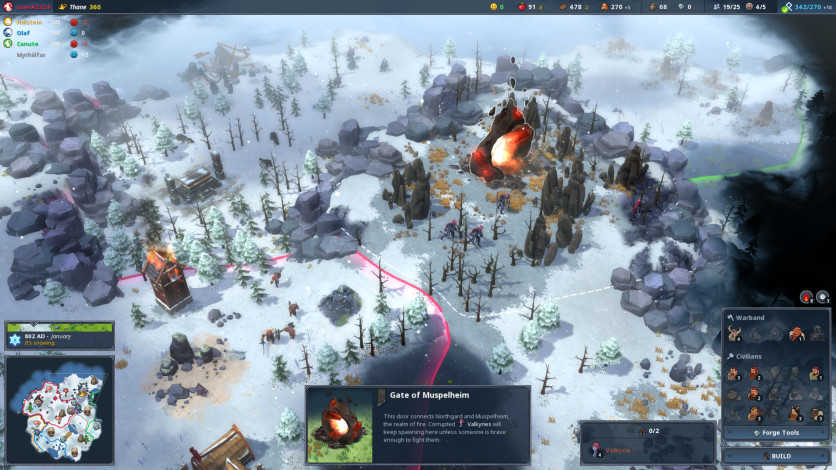 Screenshot 7 - Northgard