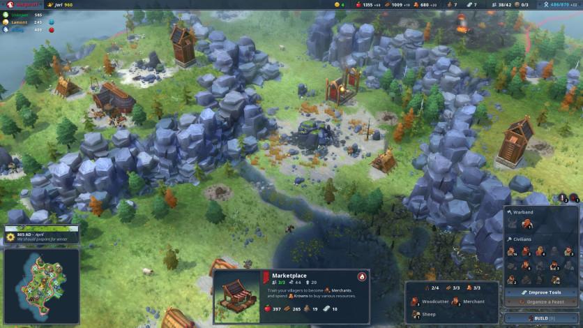 Screenshot 14 - Northgard