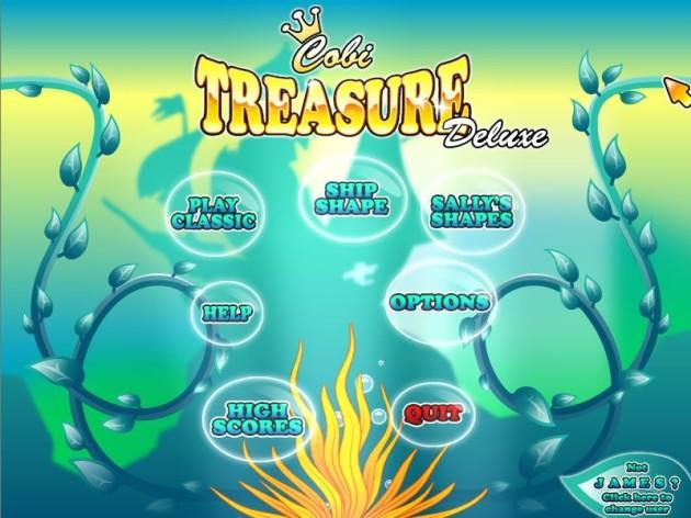 Screenshot 2 - Cobi Treasure Deluxe