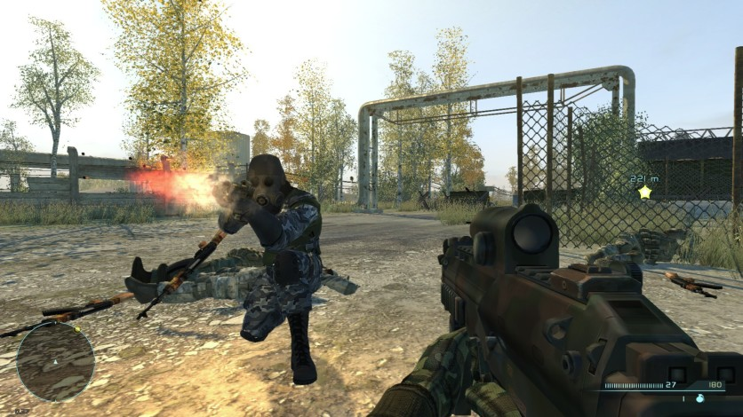 Screenshot 12 - Chernobyl Commando