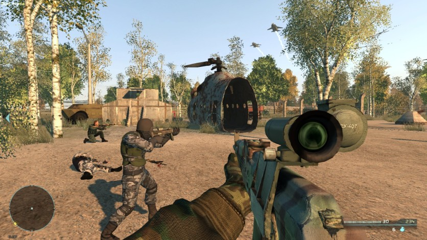 Screenshot 3 - Chernobyl Commando