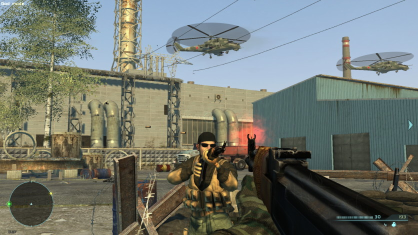 Screenshot 5 - Chernobyl Commando