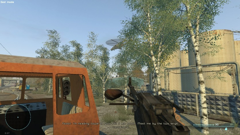 Screenshot 10 - Chernobyl Commando