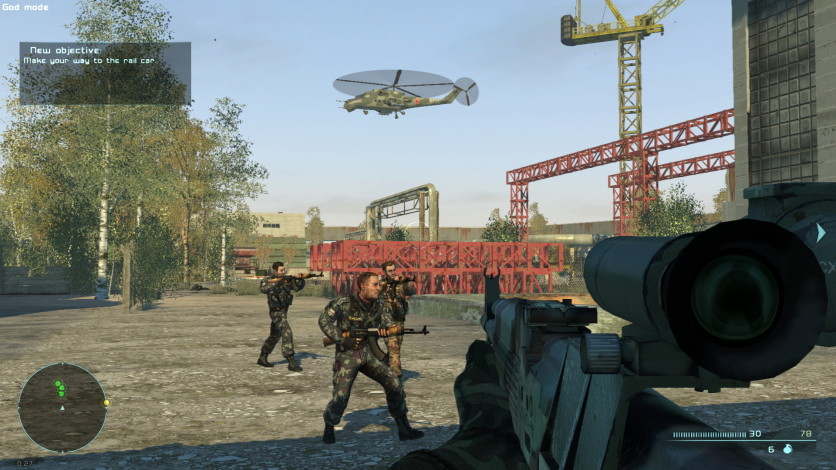 Screenshot 9 - Chernobyl Commando