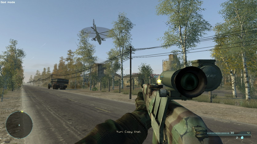 Screenshot 4 - Chernobyl Commando