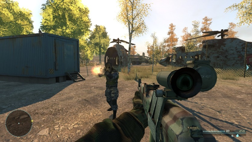 Screenshot 7 - Chernobyl Commando