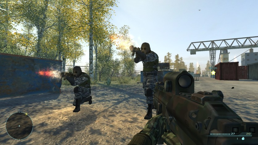 Screenshot 11 - Chernobyl Commando