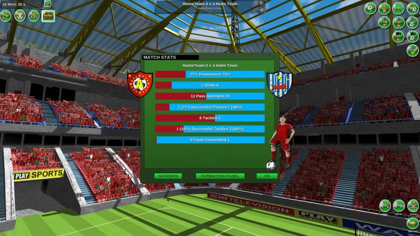Screenshot 6 - Tactical Soccer The New Season