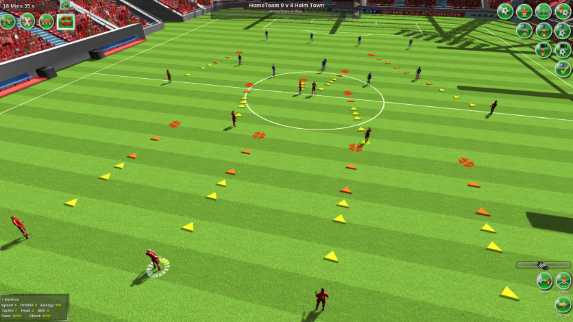 Screenshot 13 - Tactical Soccer The New Season