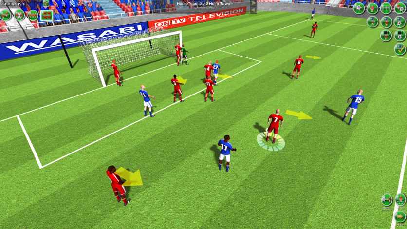 Screenshot 9 - Tactical Soccer The New Season