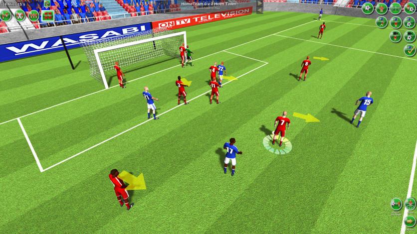 Screenshot 9 - Tactical Soccer The New Season