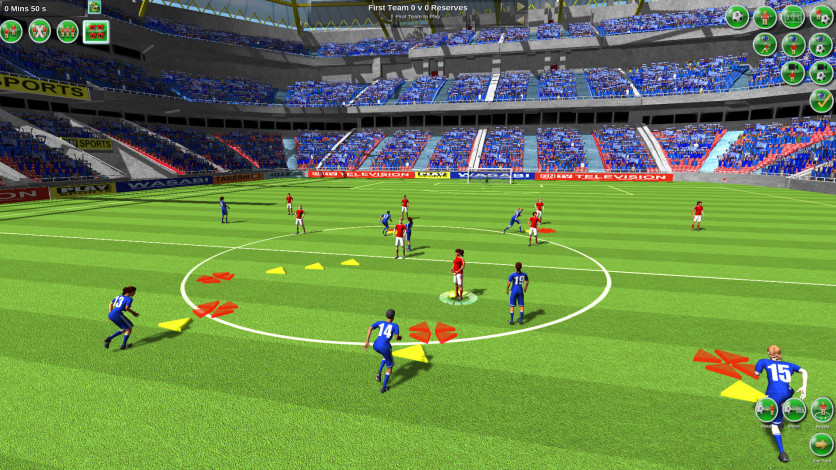 Screenshot 8 - Tactical Soccer The New Season