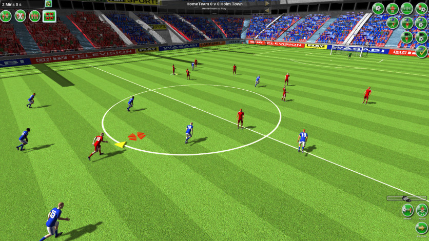 Screenshot 7 - Tactical Soccer The New Season