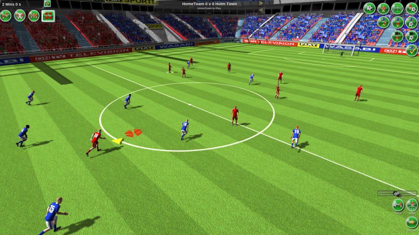 Screenshot 7 - Tactical Soccer The New Season