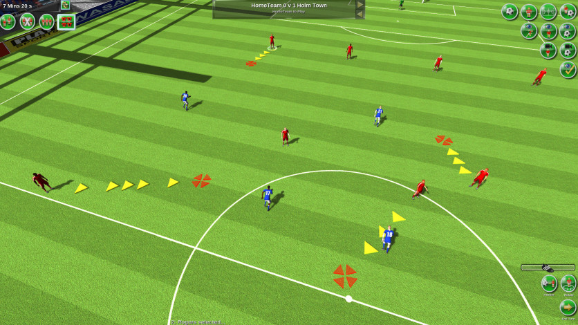 Screenshot 11 - Tactical Soccer The New Season