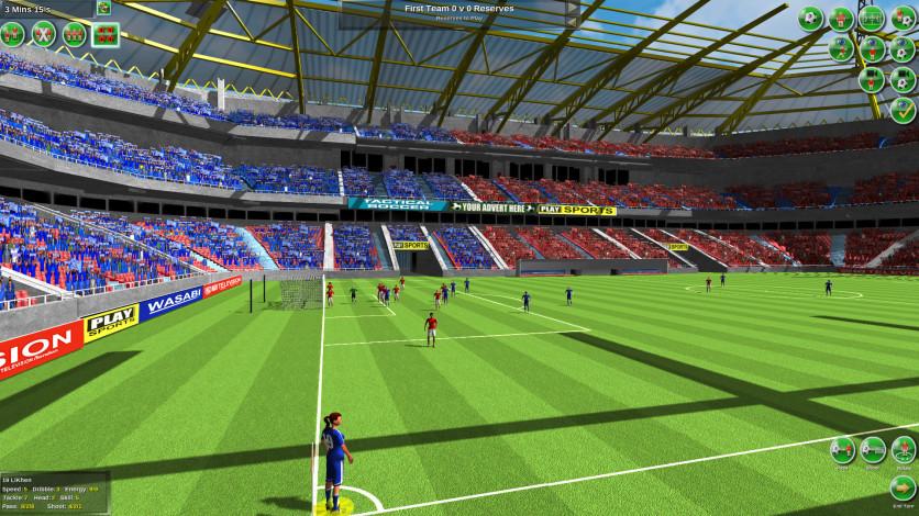 Screenshot 2 - Tactical Soccer The New Season