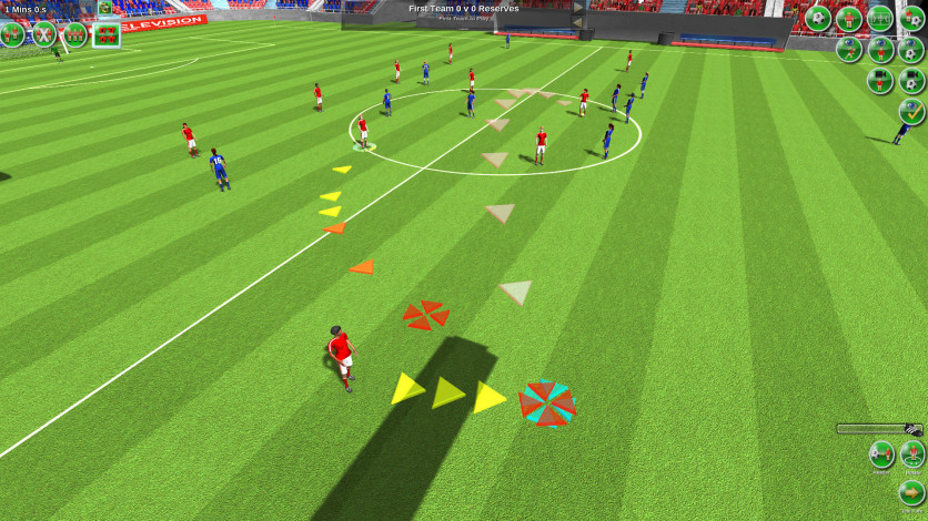 Screenshot 4 - Tactical Soccer The New Season
