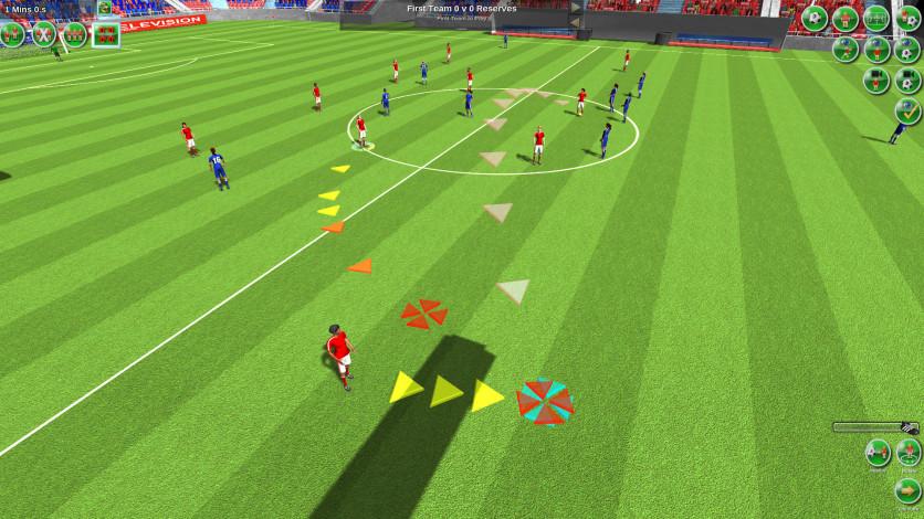 Screenshot 4 - Tactical Soccer The New Season