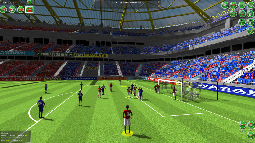 Screenshot 10 - Tactical Soccer The New Season