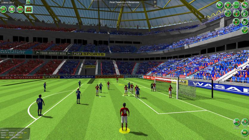 Screenshot 10 - Tactical Soccer The New Season