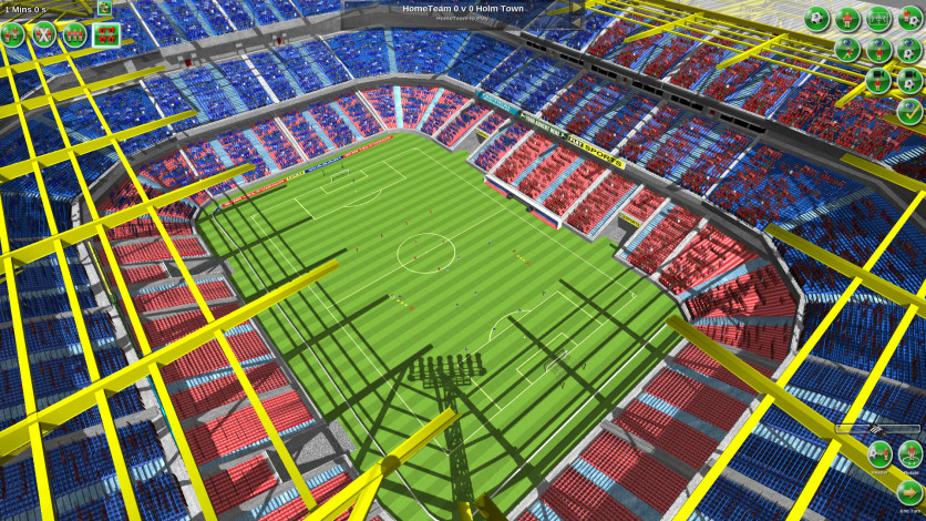 Screenshot 5 - Tactical Soccer The New Season