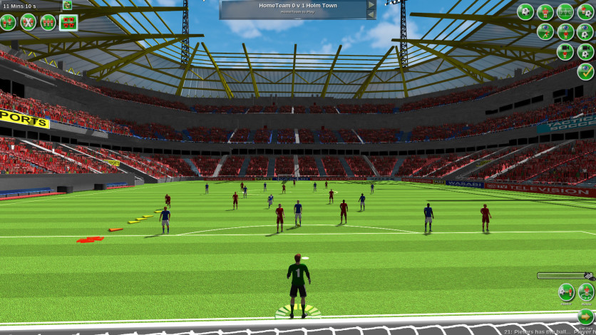 Screenshot 12 - Tactical Soccer The New Season