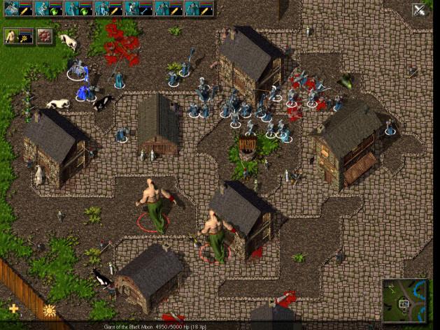 Screenshot 3 - Black Moon Chronicles