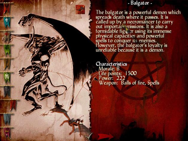 Screenshot 2 - Black Moon Chronicles