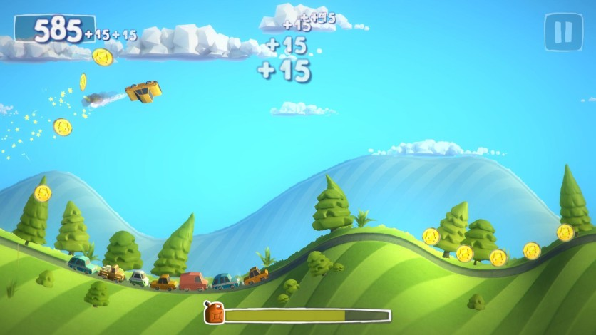 Screenshot 7 - Sunny Hillride