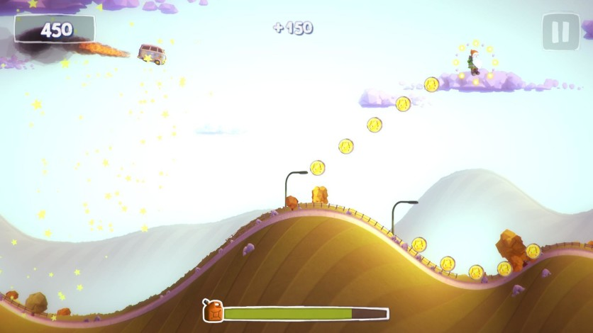 Screenshot 8 - Sunny Hillride