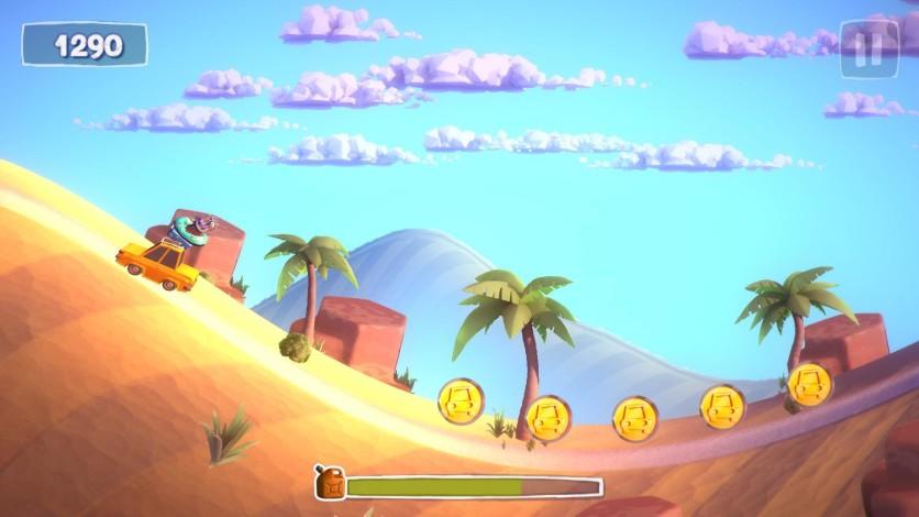 Screenshot 6 - Sunny Hillride