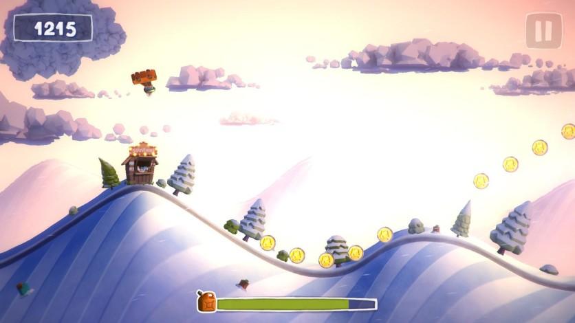 Screenshot 3 - Sunny Hillride