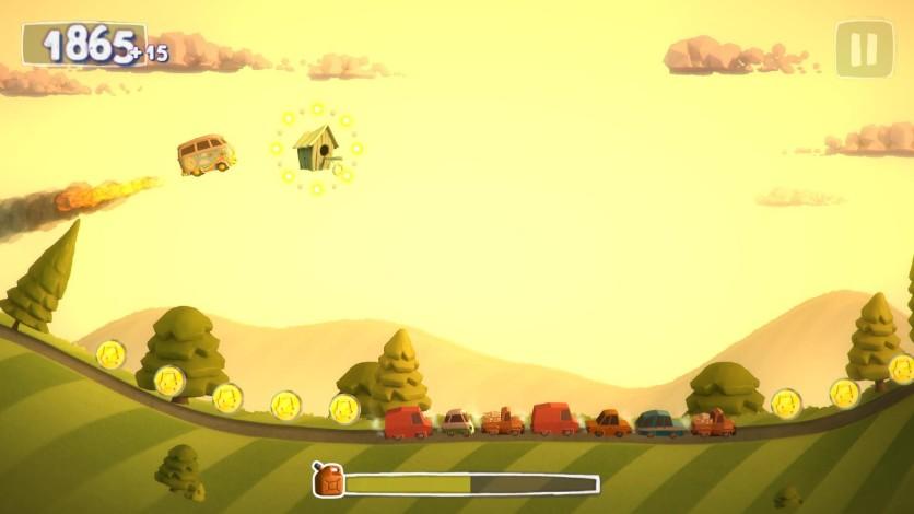 Screenshot 5 - Sunny Hillride