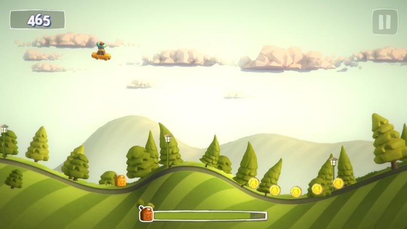 Screenshot 4 - Sunny Hillride